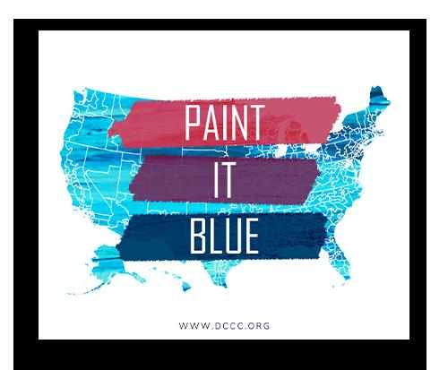 "Get your FREE ""Paint it Blue"" sticker >>"
